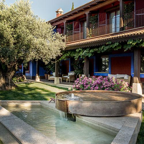 Casa rural de lujo en la vera